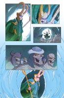 Loki Page Colours by Phil-Crash-Murphy