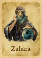 Zahara by ArchLimit