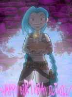 [B-Day Gift] Jinxed Gift by TheSharkGuy