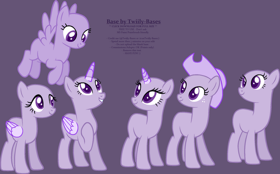 MLP Base 340 by ShiiBases