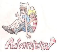 Adventure by KannaMay
