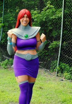 Starfire 2 by Red-Lilly