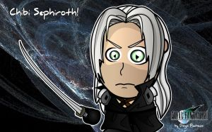 Sephiroth - Final Fantasy VII by kapaeme