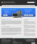 Web Hosting Company by DxDesigns