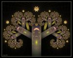 stars from a tree by Loony-Lucy