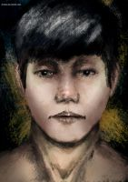 Potrait_Boy by cha4os