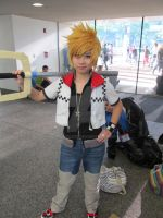 Roxas and.... by werewolf29