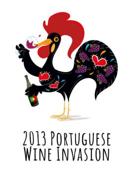 2013 Portuguese Wineinvasion by AndreIllustrates
