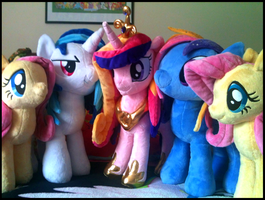 MLP Plush Collection by Centchi