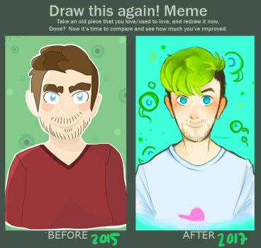 jack redraw by Miishroom