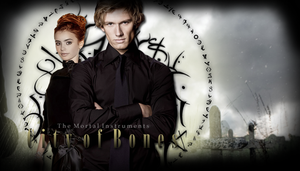 City of Bones - Clary and Jace by daubiss
