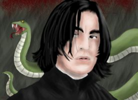 Snape Commission by neecolette