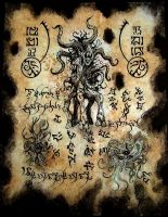 Shub Niggurath Incantations by MrZarono