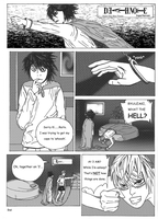 081 : Death Note : Superheroes by witegots