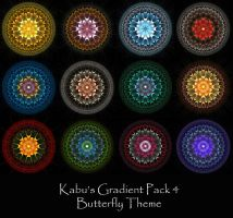 Kabu's Gradient Pack 4 by Kabuchan
