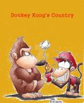 Donkey Kong's Country by cmsimeon589