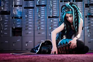 Vault, cyber 02 by GuldorPhotography