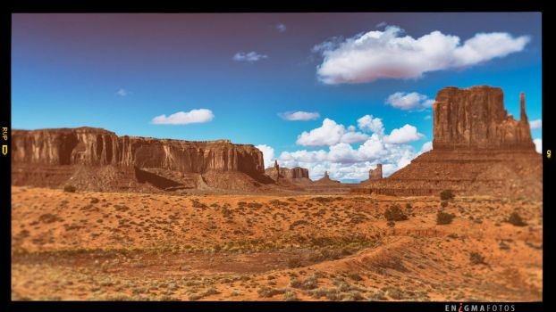 Monument Valley by Enigma-Fotos