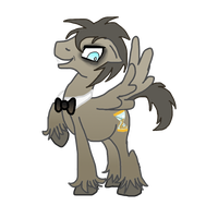 Discord Hooves by Puddle-jumper3