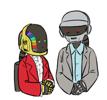 Sad Robots by Jakie-boi