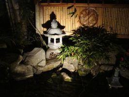 Nozomi Fountain by stephuhnoids