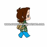 This boots are made for walking by KamiDiox