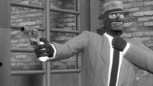 The Gangster by Legoformer1000