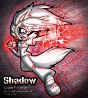 Shadow for Maria-Wolf by lu-raziel