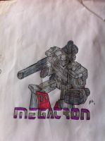 Megatron by jpsimpson81