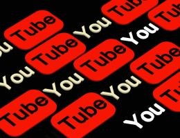 YouTube HD wallpaper by koidesign