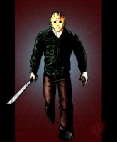 Jason Is Out There... by SirMWayneKofViolence