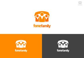FoneFamily logo by eLdIn94