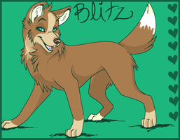 Blitz Commission by TheJewelryBoxStudios