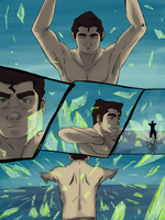 bolin a crystalbender by bolin01