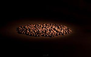 Wallpaper for coffee lovers by V-ace