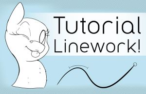 Tutorial! Linework by Tsitra360