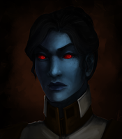 SWTOR - Saf'arore'inar by jess-o