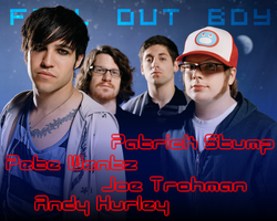 Fall Out Boy Wallpaper by Puff24