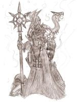 Chaos Sorcerer by cahook2