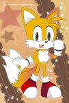 Sonic Postcard - Classic Tails by destinal