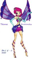Tecna Enchantix by Sokai-Sama