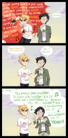 RAP-OFF comic by ishimaru-miharu