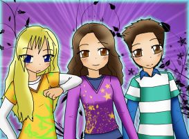 +icarly Crew+ by Anigirl5