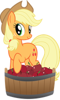 Applejack by LooseKnot