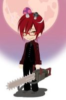TinierMe: youngGrell cosplay by SaeJu12