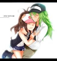 Pokemon - Stay with me by revanche7th