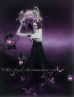*dark goddess* by BellaDreamArt