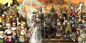 Twilight Princess Cast by IEatUrKittenz