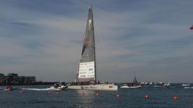 And The Winner is. ... (barcolana  Trieste ) by 19Enigma80