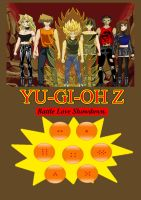 YUGIOH Z by Duel-Monsters